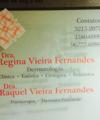 Dra. Regina Vieira Fernandes